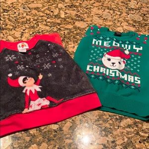 Other - Christmas Sweater Bundle 4T